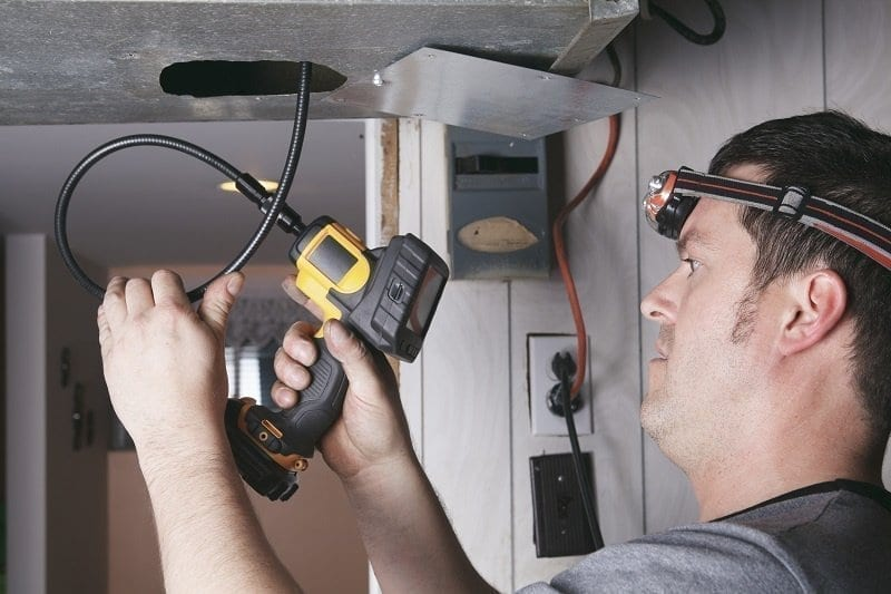 Home Inspector Radon Testing in Baltimore MD